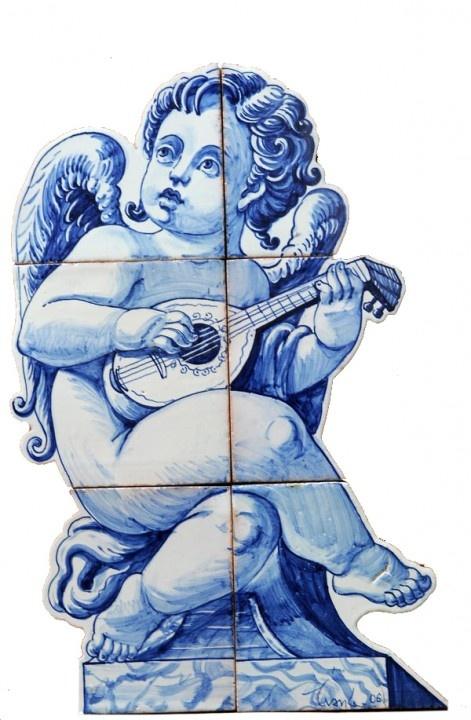 (1) - Azuleyzhu o azuleyzhos (port.azulejo) - el nombre de los paneles de…