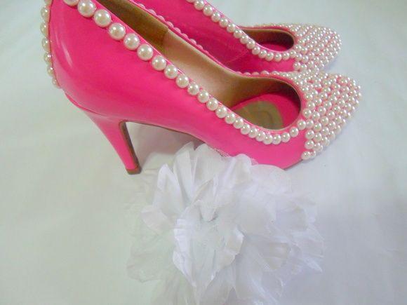 Sapato Noiva Festa