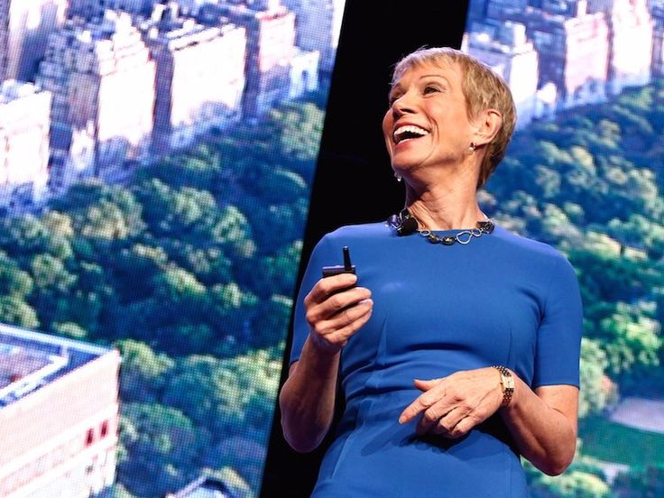 How Barbara Corcoran started a $66 million business with just a $1000 loan from her ex