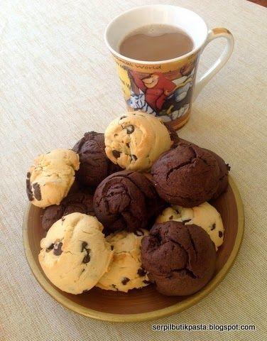 Butik Pasta Kurabiye Makaron: Dondurma Kurabiye