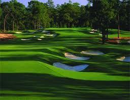 Pinehurst Golf Course. North Carolina.