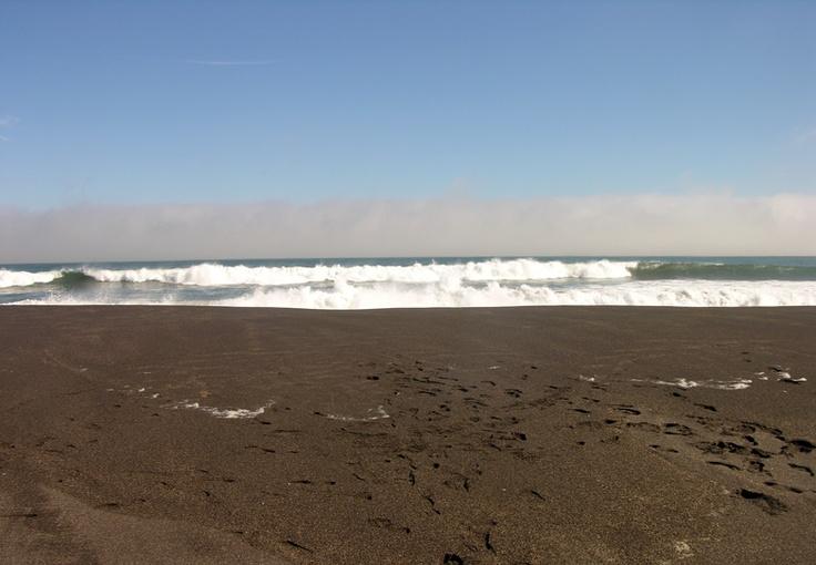 #cobquecura #beach #waves #quiet