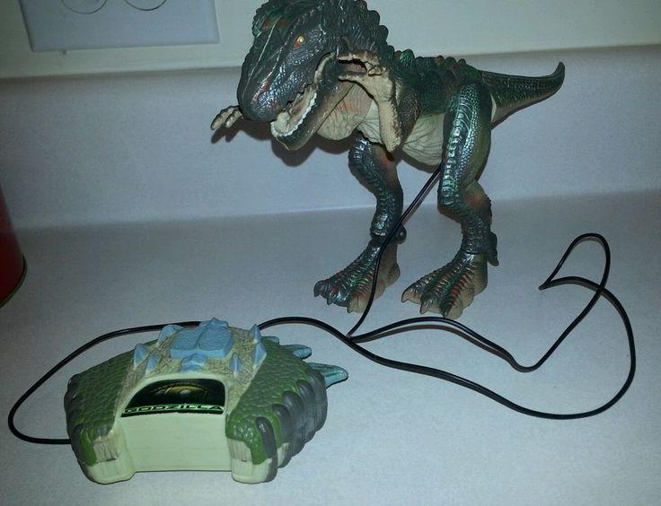 Remote Control Walking Godzilla  1998 Toho  WORKS GREAT  No reserve NR #Toho