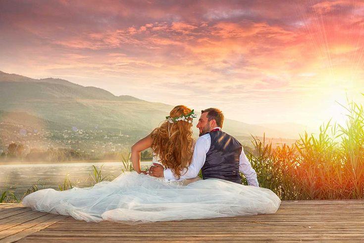 düğün fotoğrafçısı - düğün hikayesi - dış çekim albüm