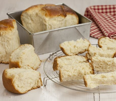 Condensed milk rusks