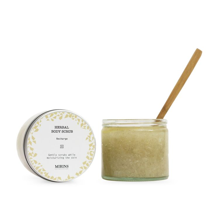 Body Scrub - Recharge - Lemon, GingerDead Sea Salt gently scrubs away dead skin while the oils and herbs moisturize and enhance. Our Recharge aromatherapy line consists of a revitalizing blend of Lemon, Ginger & Lemongrass essential oils.  Apply scrub in circular motion, then rinse.