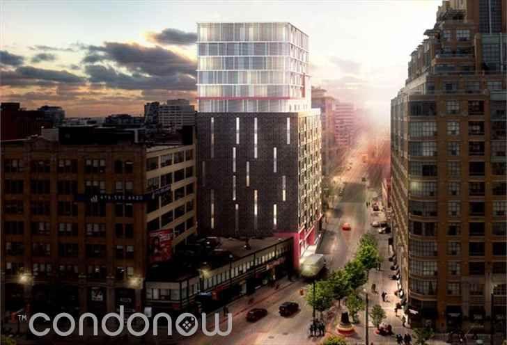Fabrik Condominiums Exterior Streetscape