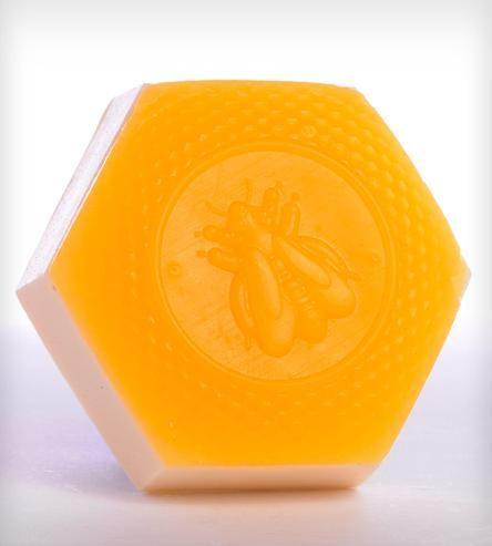 Gotta be fresh #dreamweekender :: Queen Bee Honey Soap
