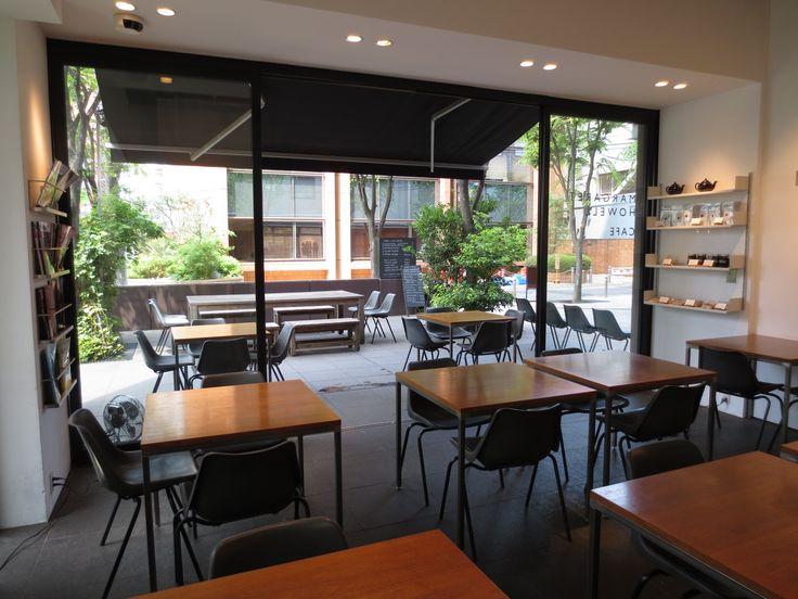 マーガレットハウエルJinnan Cafe