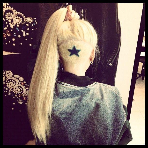 Best London Salons Images On Pinterest Hairdressers Enamels - Undercut hairstyle london