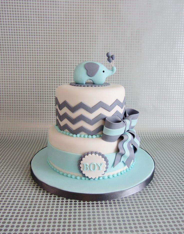 Superior Elephant Baby Shower Cake, Elephant Cakes, Baby Boy Shower, Boy Baby Showers,  An Elephant, Elephant Party, Elephant Birthday Cakes, Elephant Baby Boy, ...