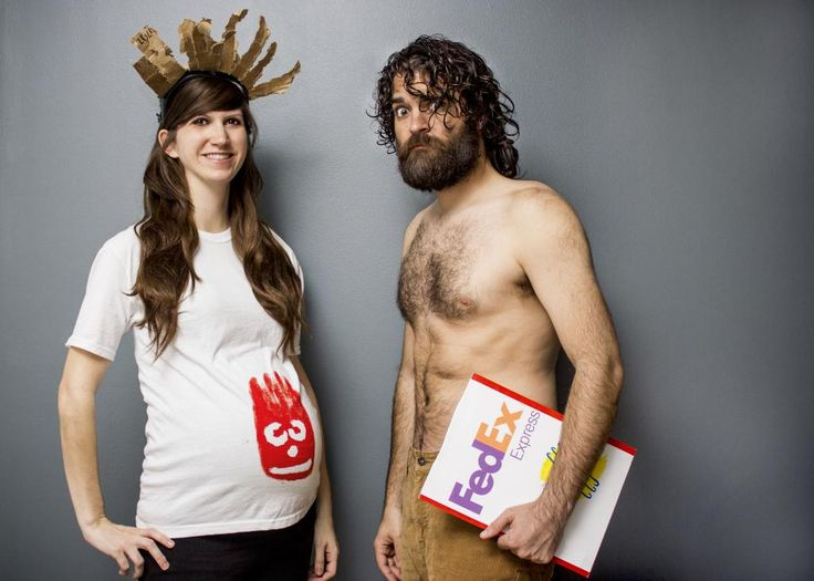 Maternity halloween costume, Pregnant halloween costumes and