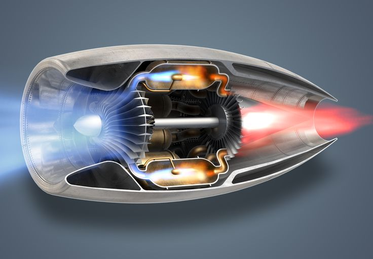 Jet Engine More