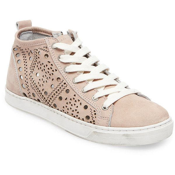Steve Madden Women's Blake Sneakers ($130) ❤ liked on Polyvore featuring  shoes, sneakers