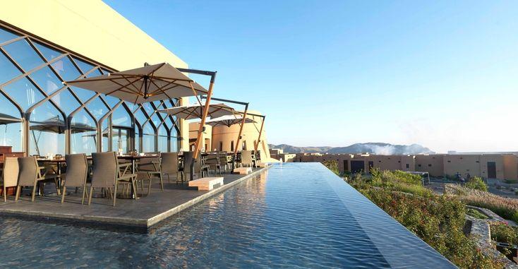 Anantara Jabal Akhdar Resort by Atelier Pod