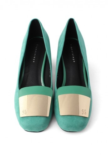 Love these with black opaque tights and cute skirt/sweater top ensamble
