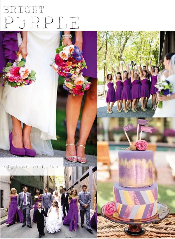Popular Color Choices for Bridesmaids in 2014–Part II | VPonsale ...
