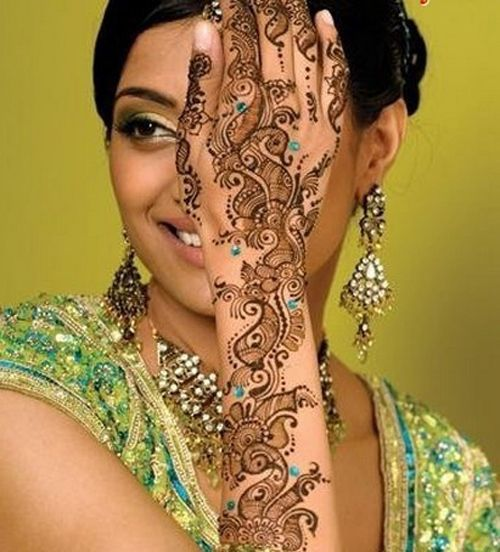 25+ Best Ideas About Mehndi Designs For Girls On Pinterest