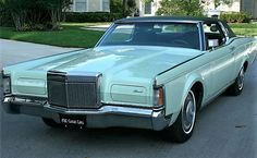 Pick of the Day: 1971 Lincoln Continental Mark III | Classic Car News by ClassicCars.com