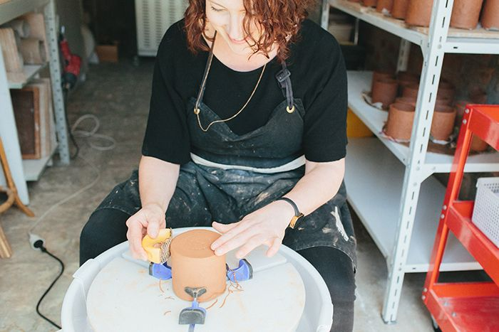 NEED this planter, kay?                    Making collaboration mugs for Auckland eatery,  Ceremony                          Fel...