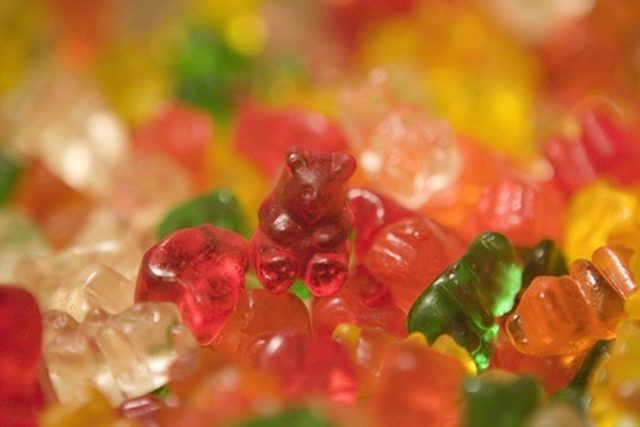 Gummy bears are a candy dating back to the early 1900s. According to the National Confectioners Association, Hans Riegel first made the chewy candy in his native Germany. U.S. teenagers learned about the candy through their German classes, and the candy gained popularity in the United States. It was not until the early 1980s that …