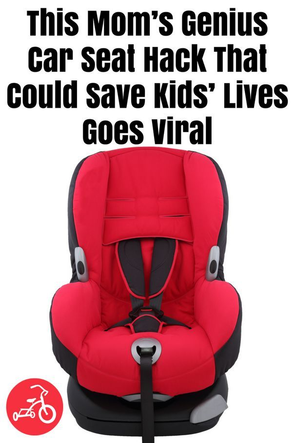 This Mom S Genius Car Seat Hack That Could Save Kids Lives Goes Viral Car Seats Baby Car Seats Carseat Safety