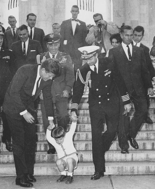 a history of president john f kennedys success Containment: failures and successes during the --text of speech of president kennedy june 26 the real history of the cold war.
