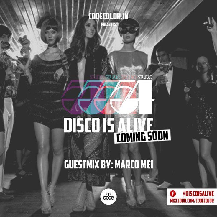 #DiscoIsAlive http://www.mixcloud.com/code/disco-is-alive-marco-mei-live-in-taipei-taiwan/
