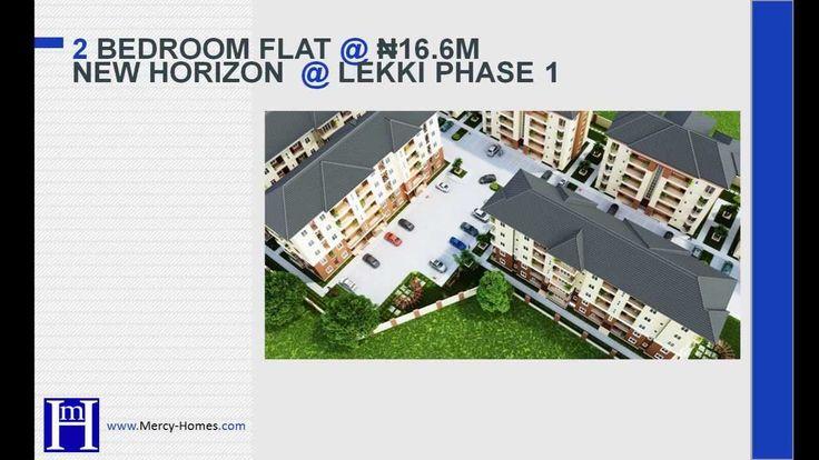 Lekki Gardens Luxury Homes -- Flats, Terrace, Duplex and Mansions