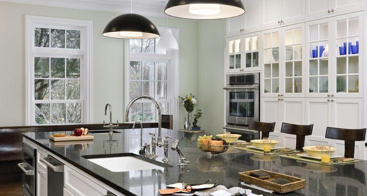 KOHLER | Contemporary | Kitchen Gallery | Kitchen Ideas & Planning | Kitchen |