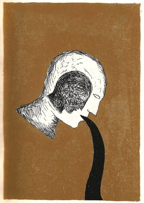 Rare and Stunning Etchings for Ulysses by Italian Artist Mimmo Paladino – Brain Pickings