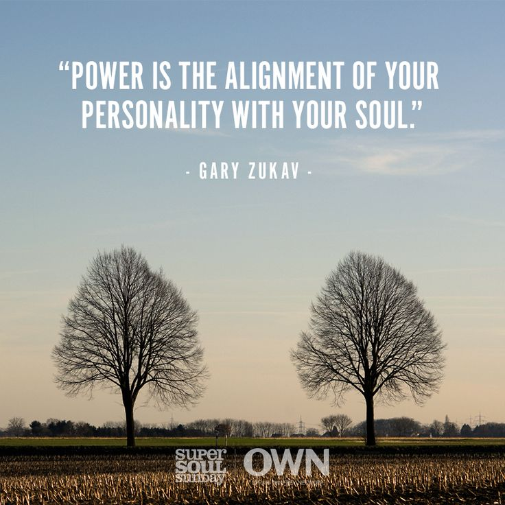 For Oprah, realizing the truth of these words was a defining moment in her life and career. On the worldwide simulcast of #SuperSoulSunday, she and Gary Zukav are teaching us all how to live an authentically empowered life.