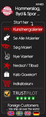 Galleri DanishGallery.dk; Galleri med salg af dansk moderne kunst: moderne malerier, abstrakt mv.