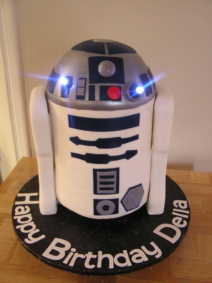 Star Wars Birthday Cake Ideas
