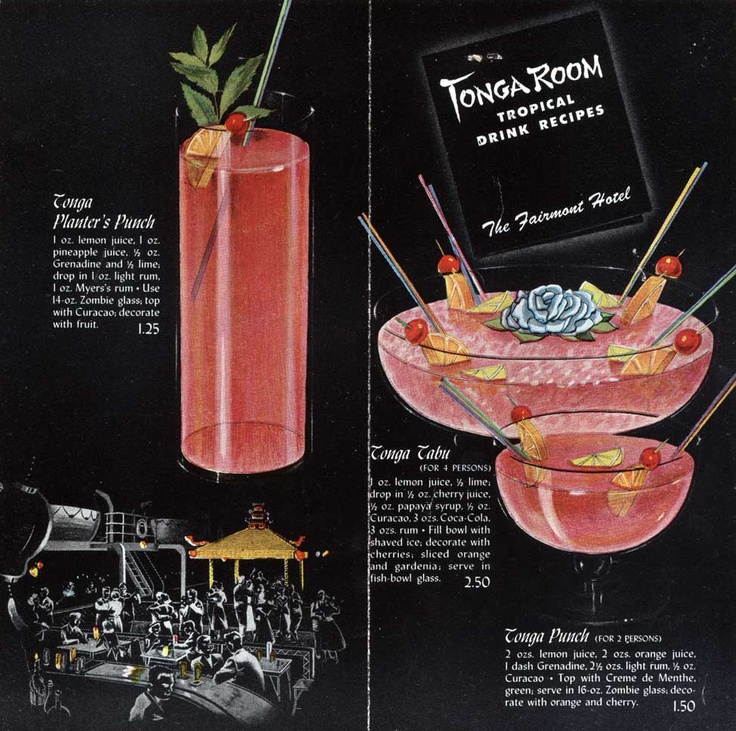 Top bar drinks for Top bar drink recipes