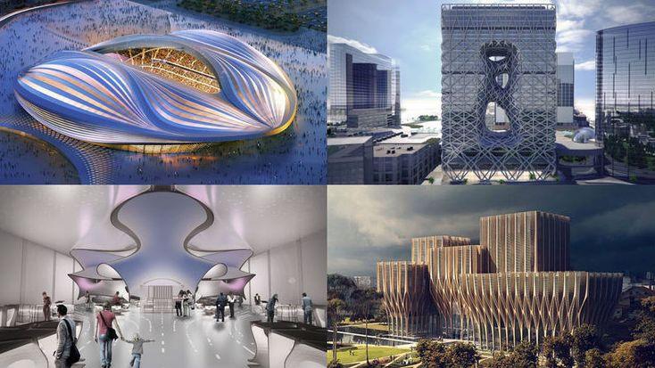 2020年東京オリンピック・パラリンピックのメイン会場となる予定の新国立競技場の旧デザイン案に選ばれ、日本でも一躍名前が知られることになったザハ・ハディド氏は2016年3月31日に心臓発作で亡くな
