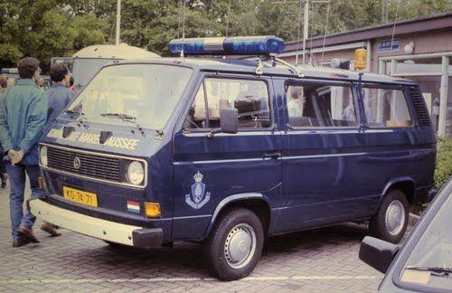 Volkswagen Transporter T3, Kon. Marechaussee 1988