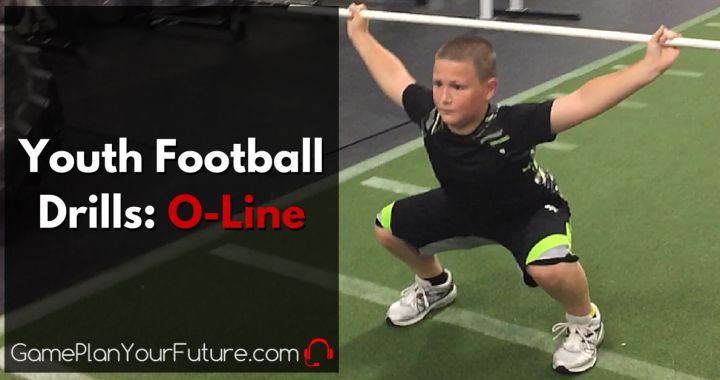 Youth Offensive Line Drills