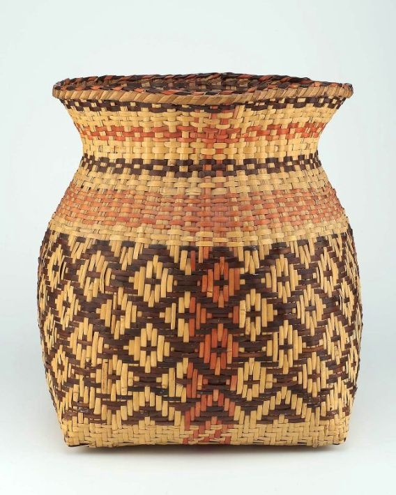 Native American Basket Weaving Instructions : Best choctaw images on indian