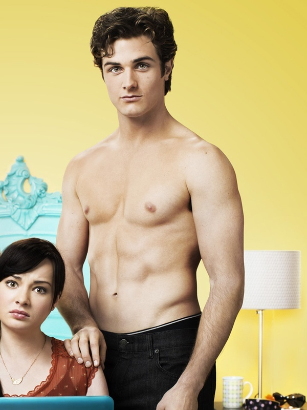 "Beau Mirchoff from the show ""Awkward"" yummy ;]"