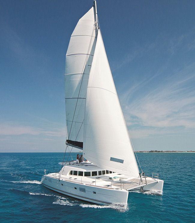 MYSTIQUE (50 Feet).   Greece Catamaran. Sleeps 10 Guests in 4 Double(s), 1 Twin(s)