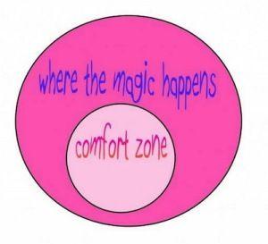 """Articolo """"Comfort Zone: istruzioni per l'uso"""""""