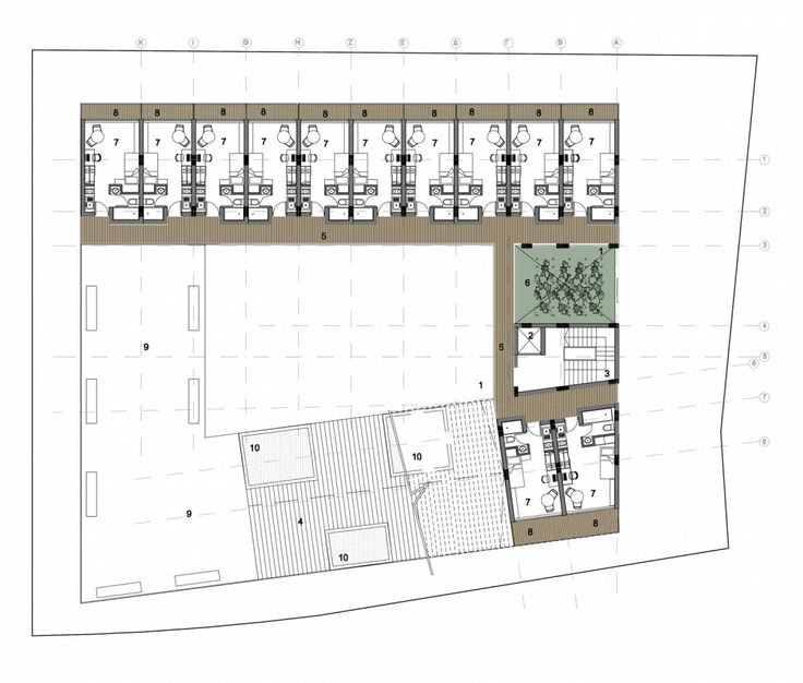 20 Best Dormitory Images On Pinterest Floor Plans Architecture Drawing Plan And Architecture Plan