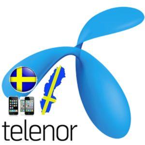 Lås upp din Telenor iPhone 5, 5C, 5S inom 1-2 vardagar! Denna upplåsningen sker direkt ifrån fabriken, efter att du har mottagit bekräftelse via email ifrån oss om att din upplåsning är utförd kan du koppla upp din iPhone till iTunes för att få upplåsningen genomförd.  Vänligen fyll i nedanstående fält och spara, du trycker på *#06# på din påslagna telefon för att få fram ditt IMEI-nummer.
