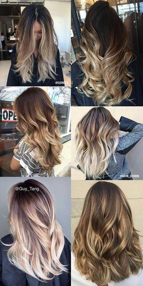 balaiagem no cabelo em fotos inspirados e imagens maravilhosas