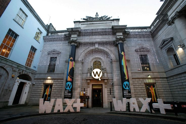 The National Wax Museum Dublin is a truly interactive visitor attraction. One of the best things to do in Dublin. The Ultimate entertainment experience.