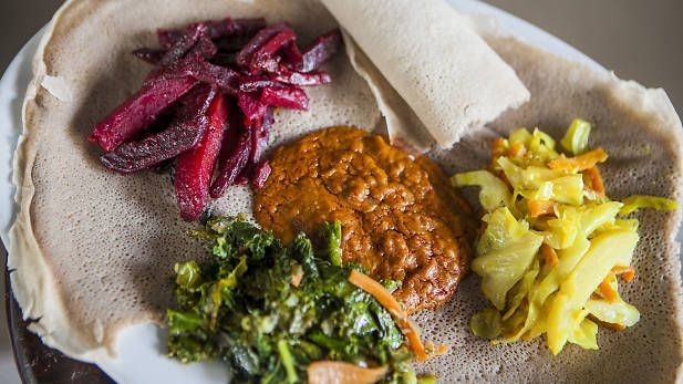 Looking for an Ethiopian restaurant? Try authentic meat dishes, spicy stews and injera bread at these African eateries in NYC.