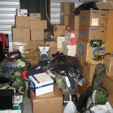 The Pick Up Artist Junk Removal Storage Unit
