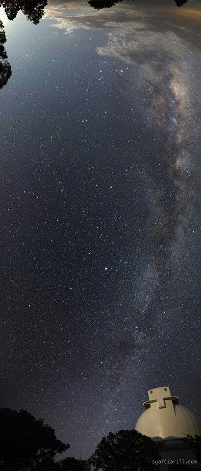 McDonald Observatory  -  Fort Davis,  Texas