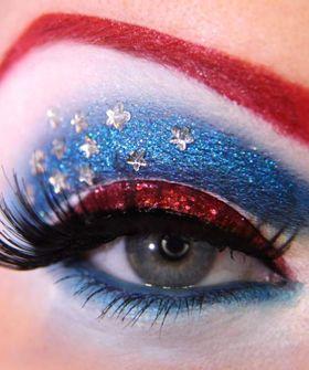 Superhero Style makeup #superhero #makeup #salonbeaz
